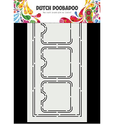 470.713.856 Dutch DooBaDoo Card Art Slimline Label