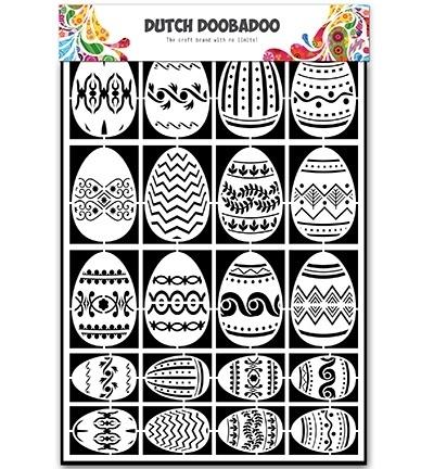 472.948.018 Dutch Doobadoo Laservel Eastern Eggs