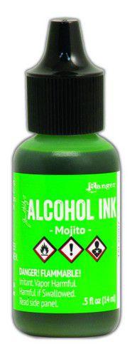 TAL70207 Ranger Alcohol Ink Ink mojito
