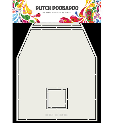 470.713.760 Dutch DooBaDoo Card Art Theezakje