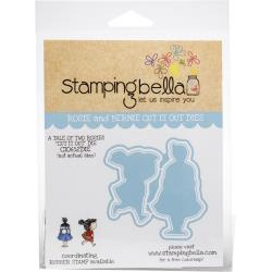 448696 Stamping Bella Cut It Out Dies A Tale Of Two Rosies