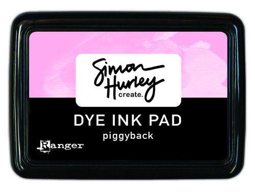 HUP69393  Ranger Simon Hurley Dye Ink Pad Piggyback