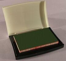 VF61 Tsukineko Versafine Ink Pads Olympia Green