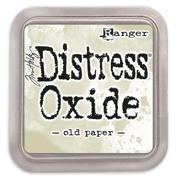 TDO 56096 Tim Holtz Distress Oxides Ink Pad Old Paper