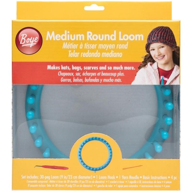 1060001 Boye Medium Round Loom