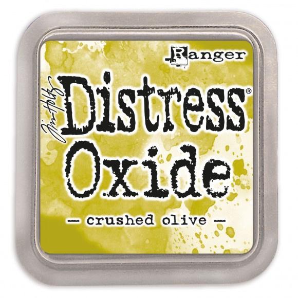TDO 55907 Tim Holtz Distress Oxides Ink Pad Crushed Olive