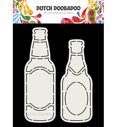 470.713.829Dutch DooBaDoo Card Art Bierflesjes