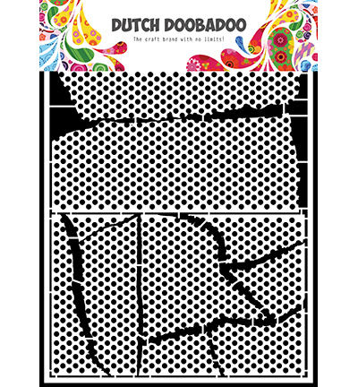 472.948.053 Dutch DooBaDoo Dutch Paper Art Stuc Tape
