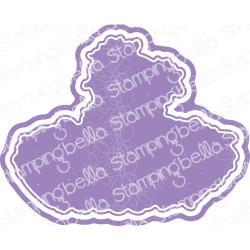584682 Stamping Bella Cut It Out DiesBig Sister