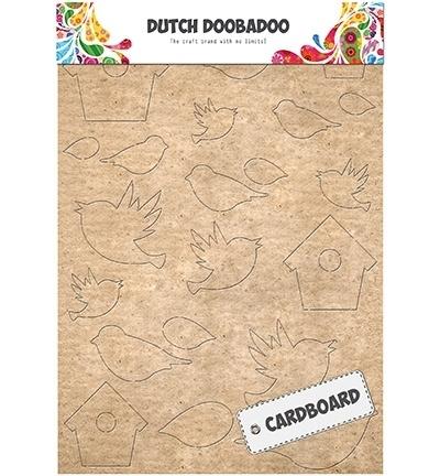 472.309.005  Cardboard Art Birds