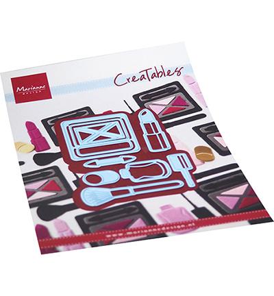 LR0704  Marianne Design Creatables Makeup Set