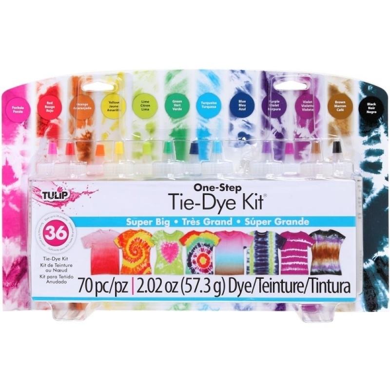 134305 Tulip One-Step Tie Dye Kit Super Big