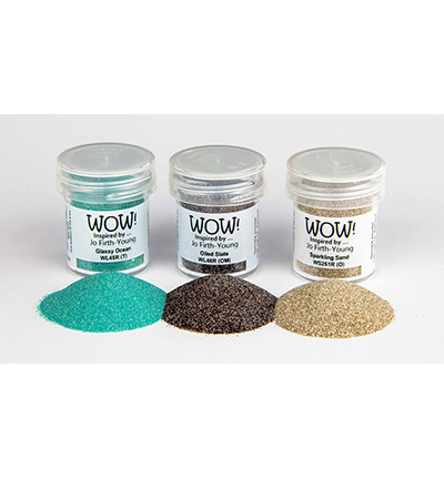 WOWKT028 WOW! Embossing powder  Trio Dockside