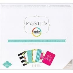 437101 Project Life Core Kit Heidi Swapp -Favorite Things