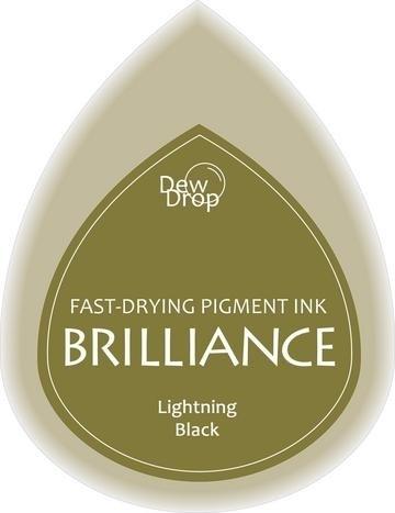 BDIP95 Dew Drops Lightning Black