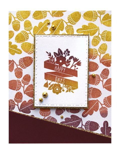 STP-010 Spellbinders Just for You Clear Stamps