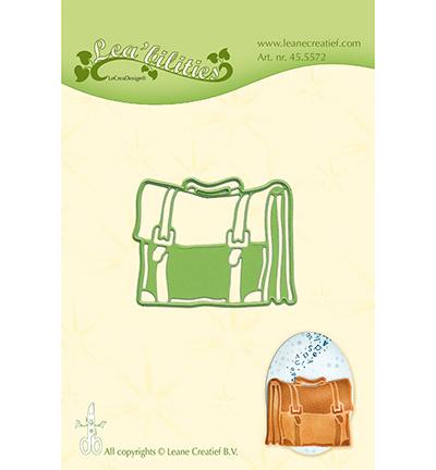 455572 Lea'bilitie Cutting/Emb. Schoolbag