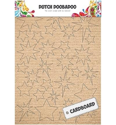 472.309.001 Cardboard Art Stars