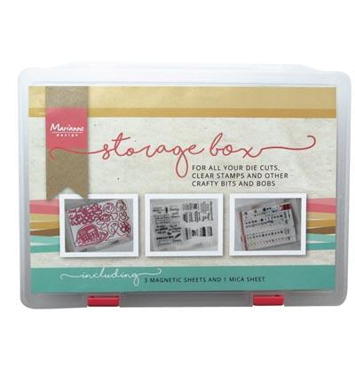 LR0006  Marianne Design Storage box