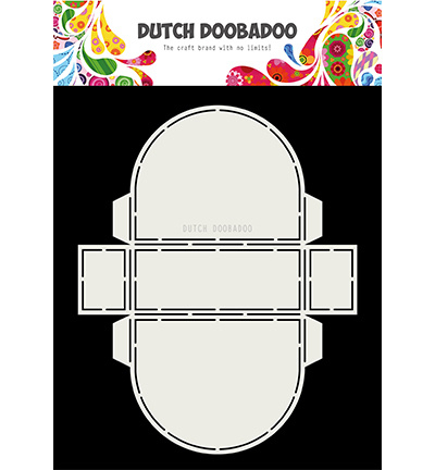 470.713.066 Dutch DooBaDoo Box Art Donut