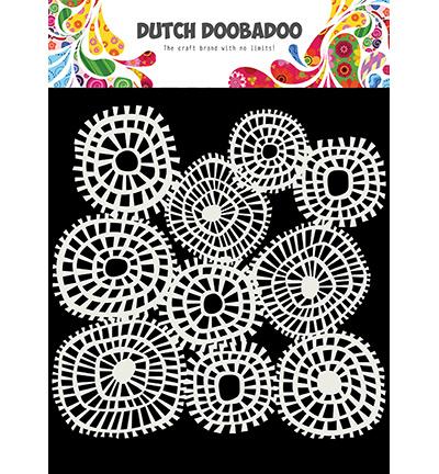 470.715.618 Dutch DooBaDoo Linnen circles