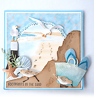 LR0596 Creatables Tiny's sand pipers