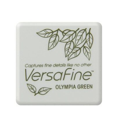 VF-SML-061 VersaFine klein Inkpad-Olympia Green