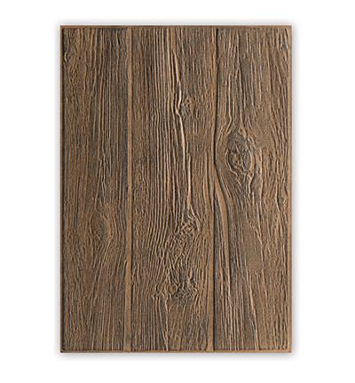 662718 Sizzix Tim Holtz 3-D Texture Fades Wood Planks