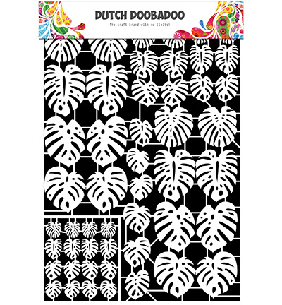 472.948.049 Dutch DooBaDoo Paper Art Leaves