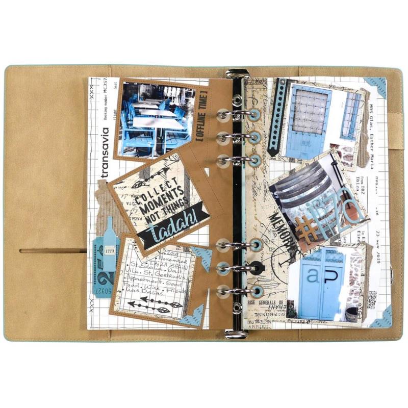 EC1742 Elizabeth Craft Metal Die Photo Frame Pages