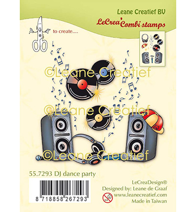 557293 Leane Creatief DJ dance party