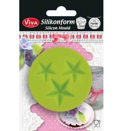 9302.095.00 Patchy Silikonform Lilie
