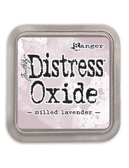 TDO56065  Tim Holtz Distress Oxide Ink Pad Milled Lavender