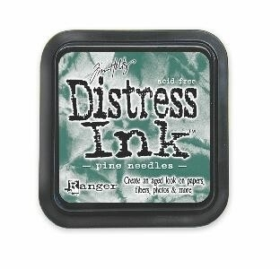 TIM21476 Distress Inkt Pine Needles