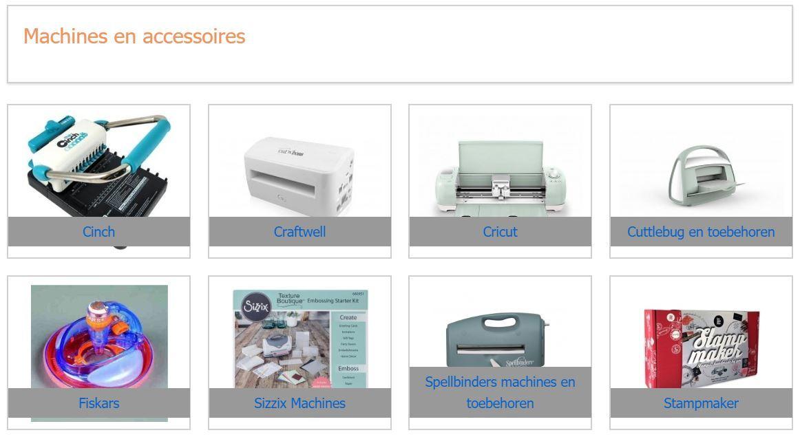 Welkom Machines & accessoires