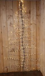 Kerstboom met ledverlichting