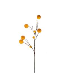 Decoratietak goud/geel