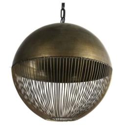 Hanglamp Kaspian brons