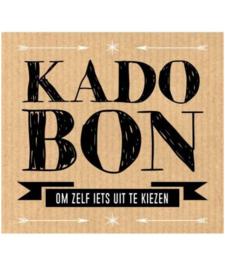 Kadobon  €5,00
