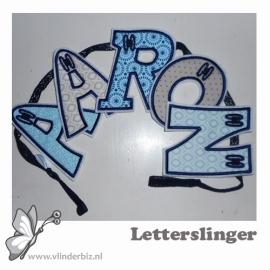 Letterslinger Aaron