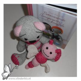 Verkochte gehaakte knuffels