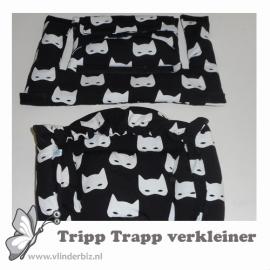 Tripp Trapp verkleiner zwart wit maskers