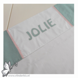 Ledikantlakentje Jolie