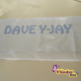 Ledikantlakentje Davey-Jay