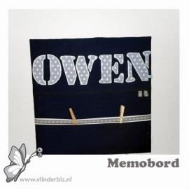 Memobord Owen