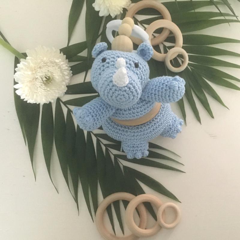 Hanger neushoorn