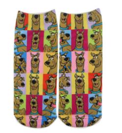 Scooby Doo Sneaker Sokken