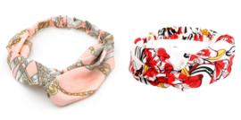 Set Haarbanden Flower Chain