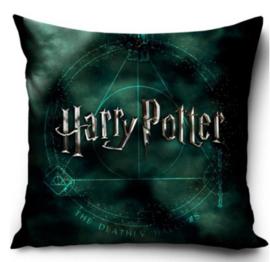 Harry Potter Kussensloop The Deathly Hallows