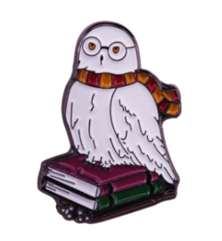 Harry Potter Pin Hedwig